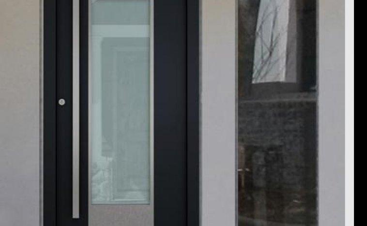 Drzwi zewnetrzne antracyt 6